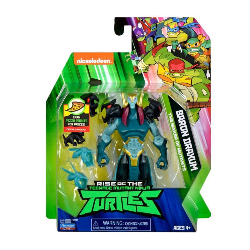 Rise Of The Teenage Mutant Ninja Turtles- Baron Draxum