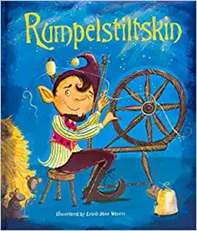 Fairy Tale Book, Rumpelstiltsken