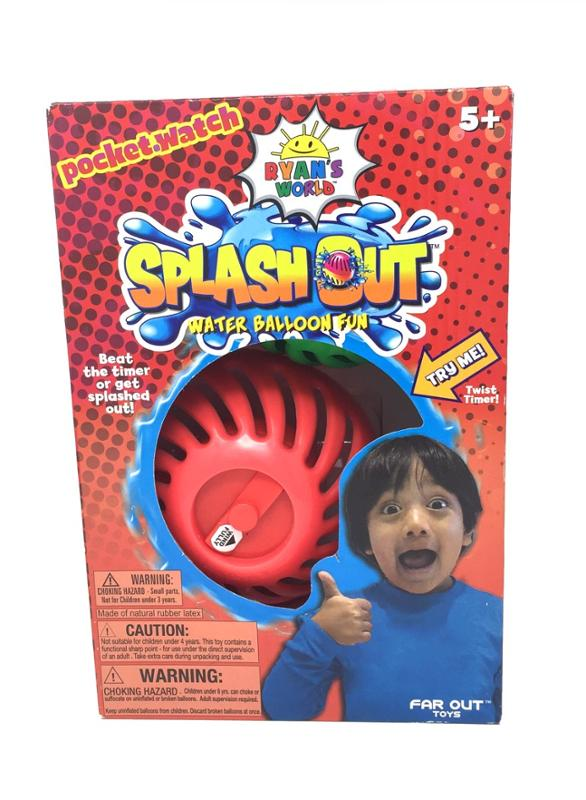 Ryans World Splash Out