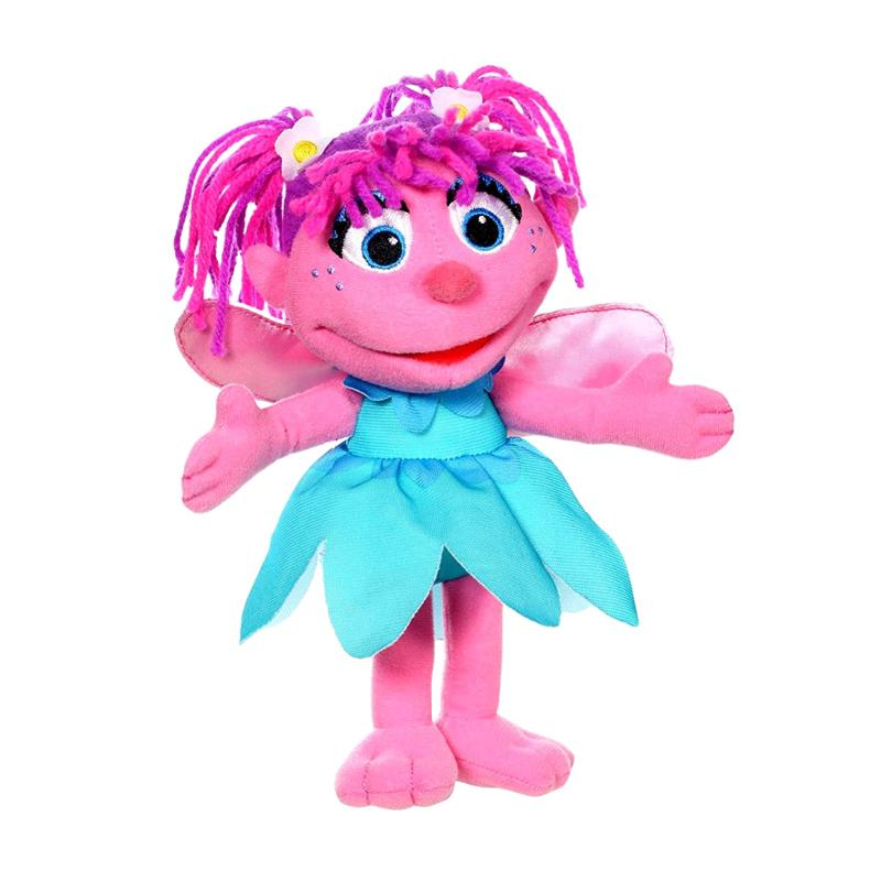 Sesame Street Abby Cadabby Mini Plush