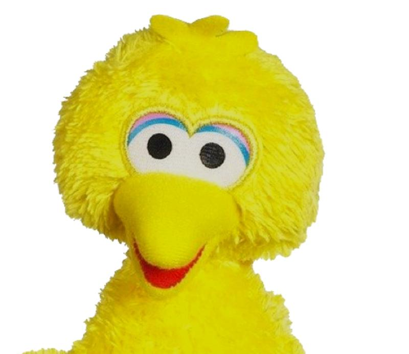Sesame Street Big Bird Mini Plush