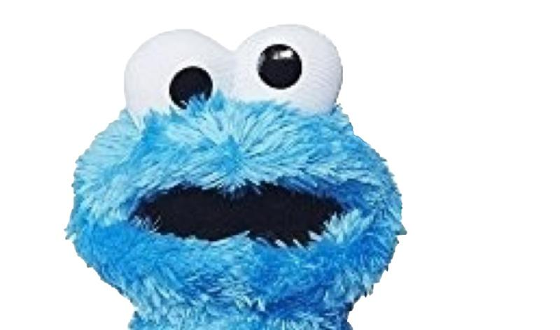 Sesame Street Cookie Monster Mini Plush