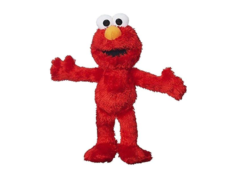 Sesame Street Elmo Mini Plush, 10 Inch