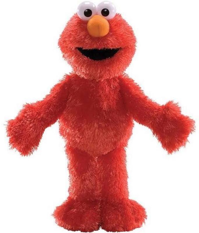 Elmo 13 Inch Plush