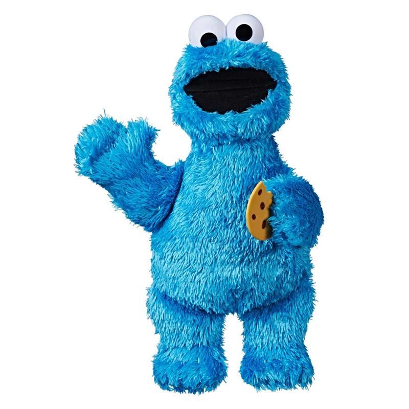 Sesame Street Cookie Monster Feed Me Cookie Monster