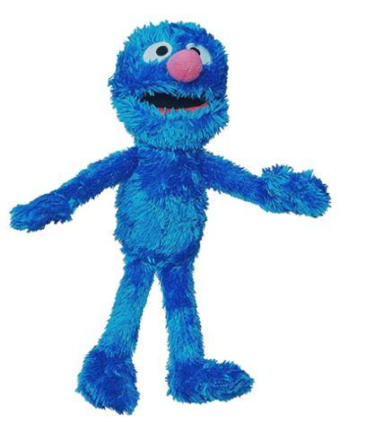 Grover Mini Plush