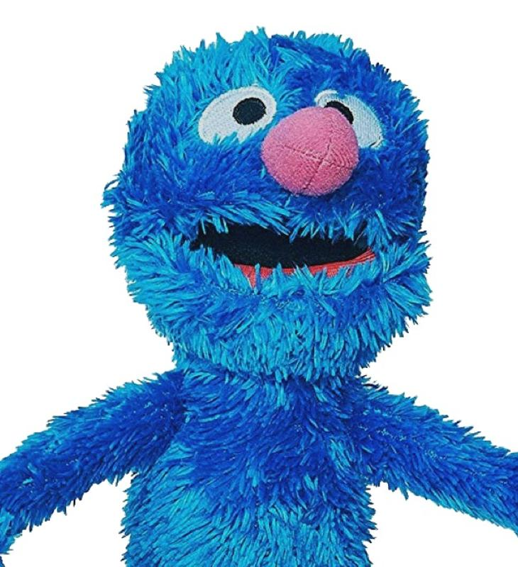 Grover Mini Plush