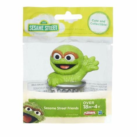 Sesame Street Friends Oscar Figure