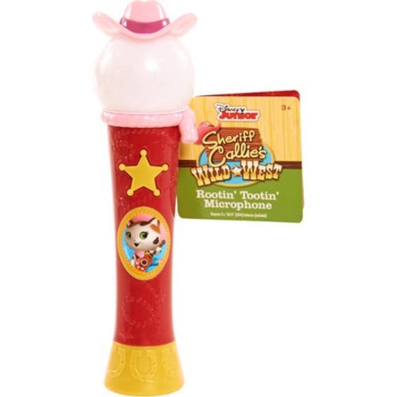Sheriff  Callie's  Microphone