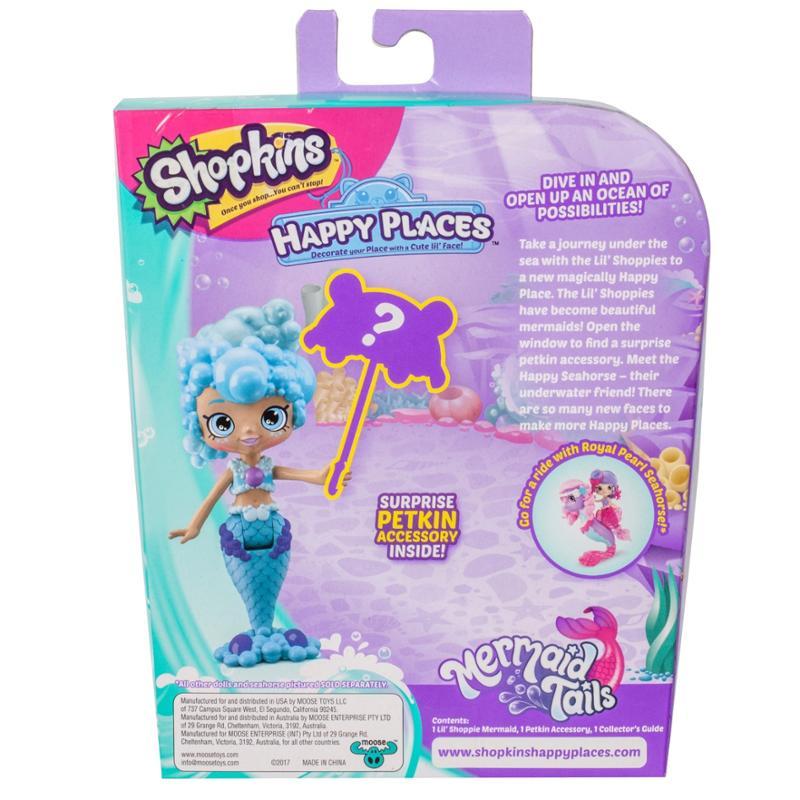 Mermaid Tails Bub-Lea Mermaid Happy Pack Small Doll