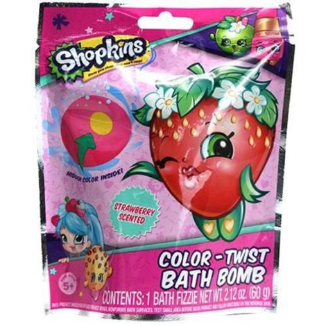 Shopkins Bath Bomb