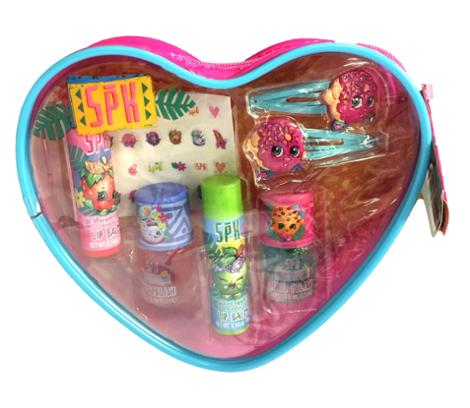 Shopkins Girls Cosmetic Sets