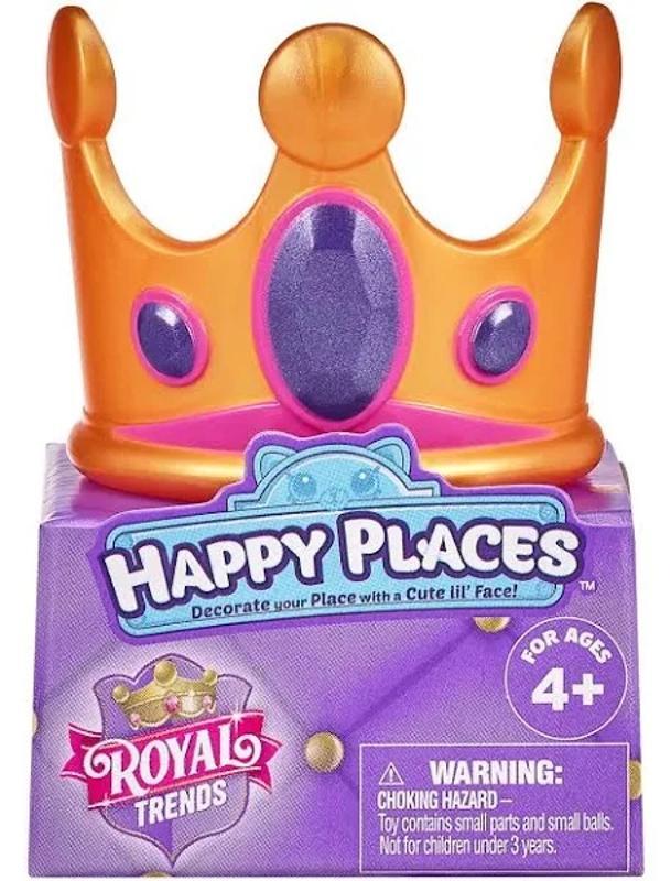 Shopkins Happy Places Season 7 Royal Trends Surprise Lil Pet Mystery Pack