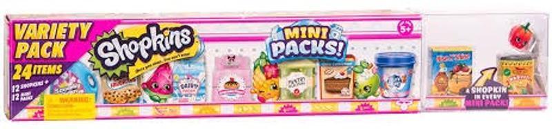 Shopkins Season 10 Small Mart Mega Pack Variety Pack Styles Very