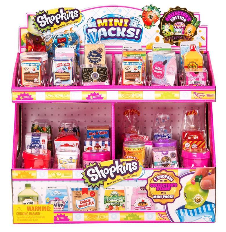 Shopkins - Season 10 Small Mart Mini Packs - Blind Box