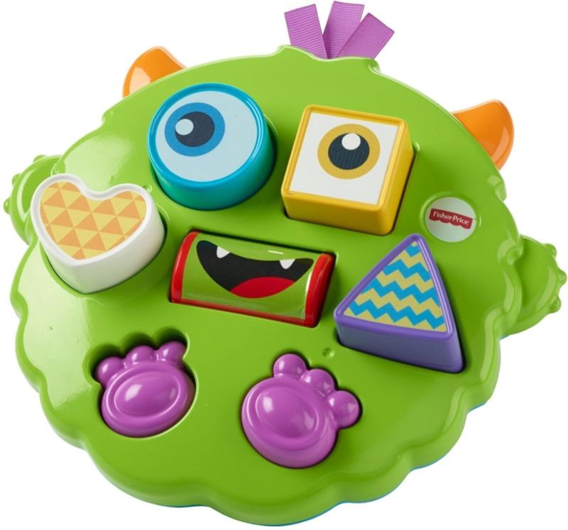 Silly Sortin Monster Puzzle
