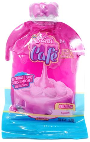 Slimi Cafe Drizzlerz Starberry