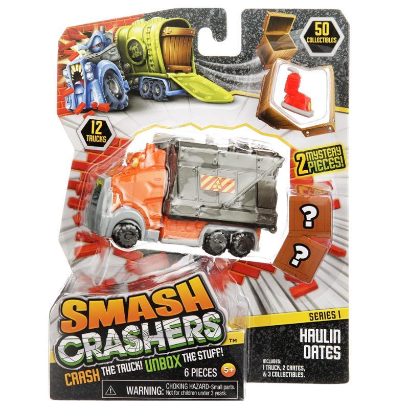 Smash Crashers Haulin Oates