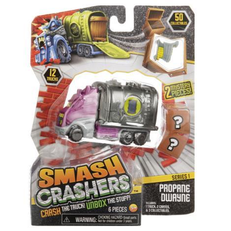 Smash Crashers Propane Dwayne