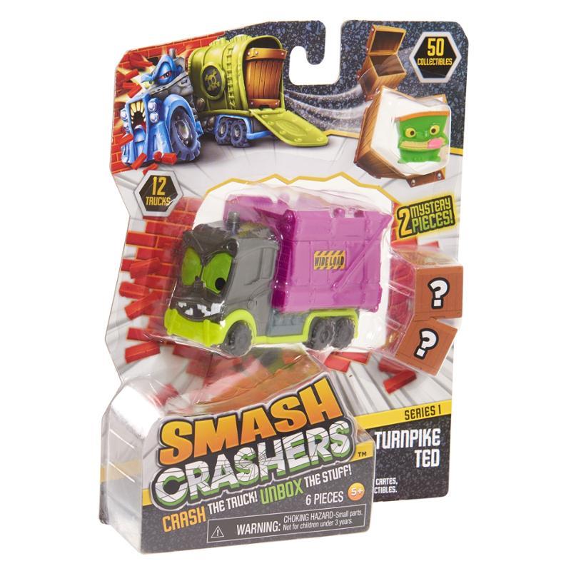 Smash Crashers Turnpike Ted