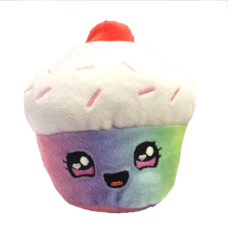 Snackeez Plush Cupcake 5 Inches