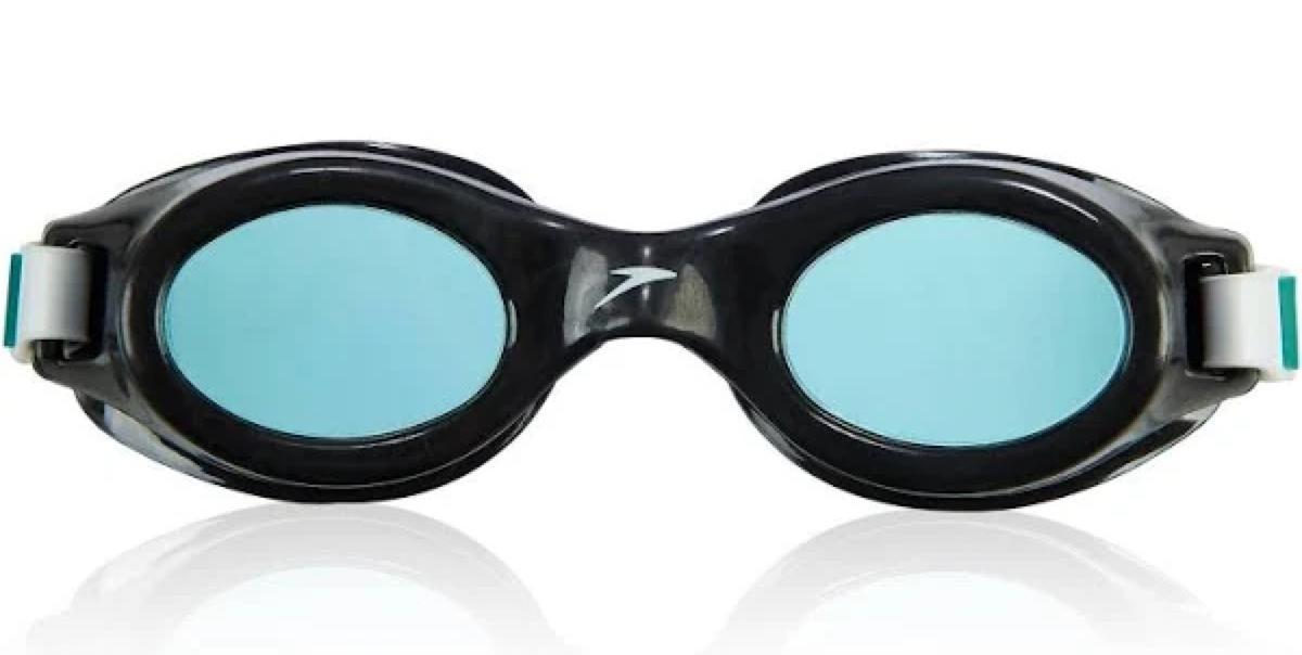 Speedo Glide Junior Swim Goggles Black