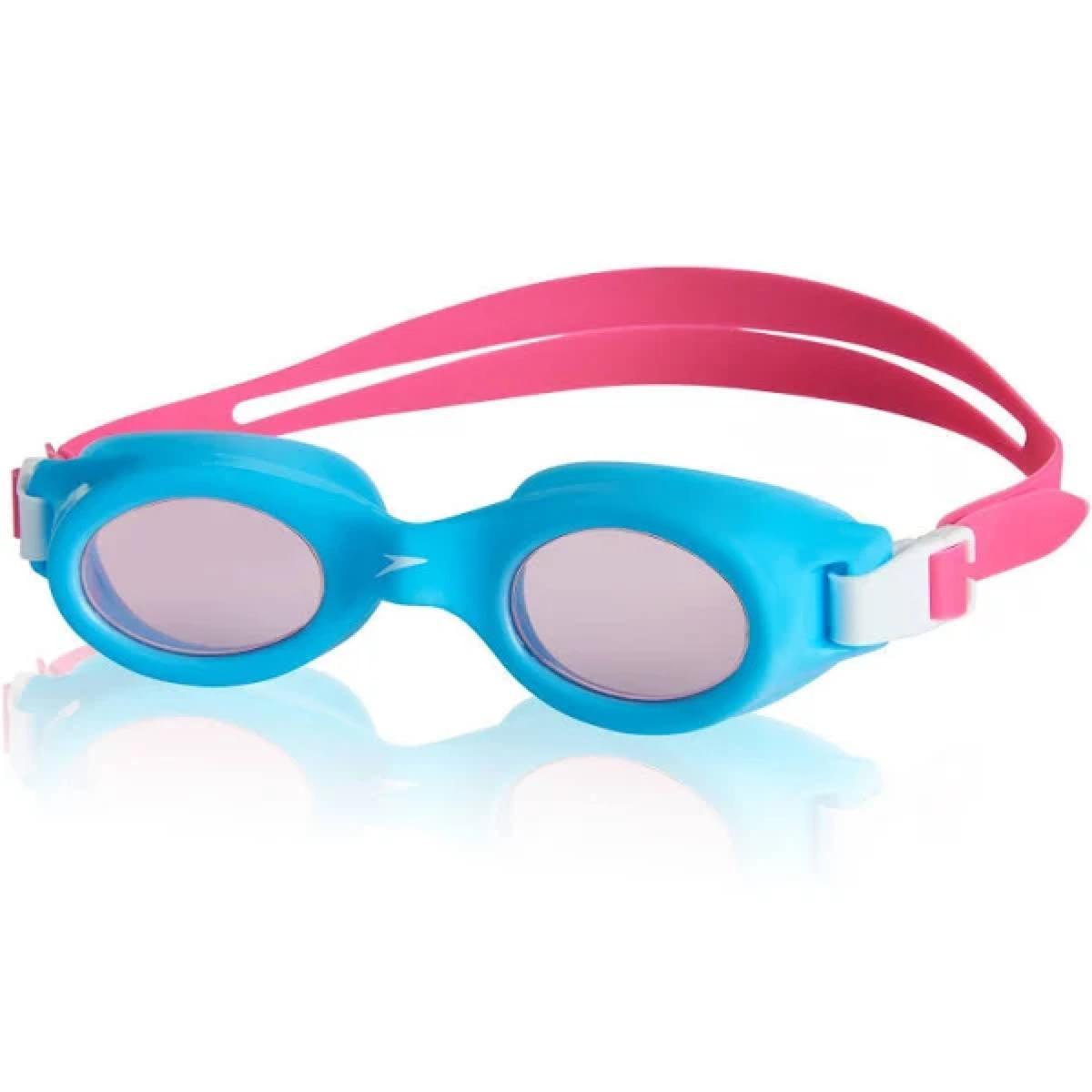 Speedo Glide JR Blue and Pink