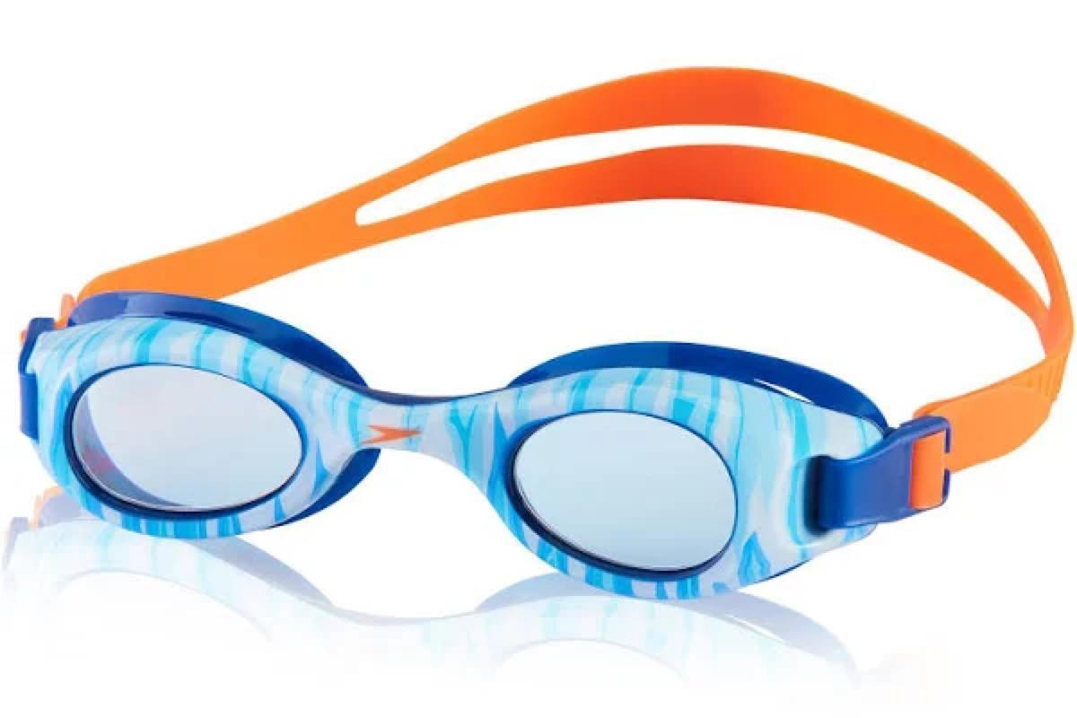 Speedo Junior Glide Goggles Shades Of Blue