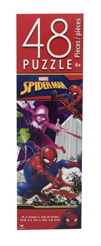 Spider - Man Into The Spider - Thwamm 48 Tower Puzzle