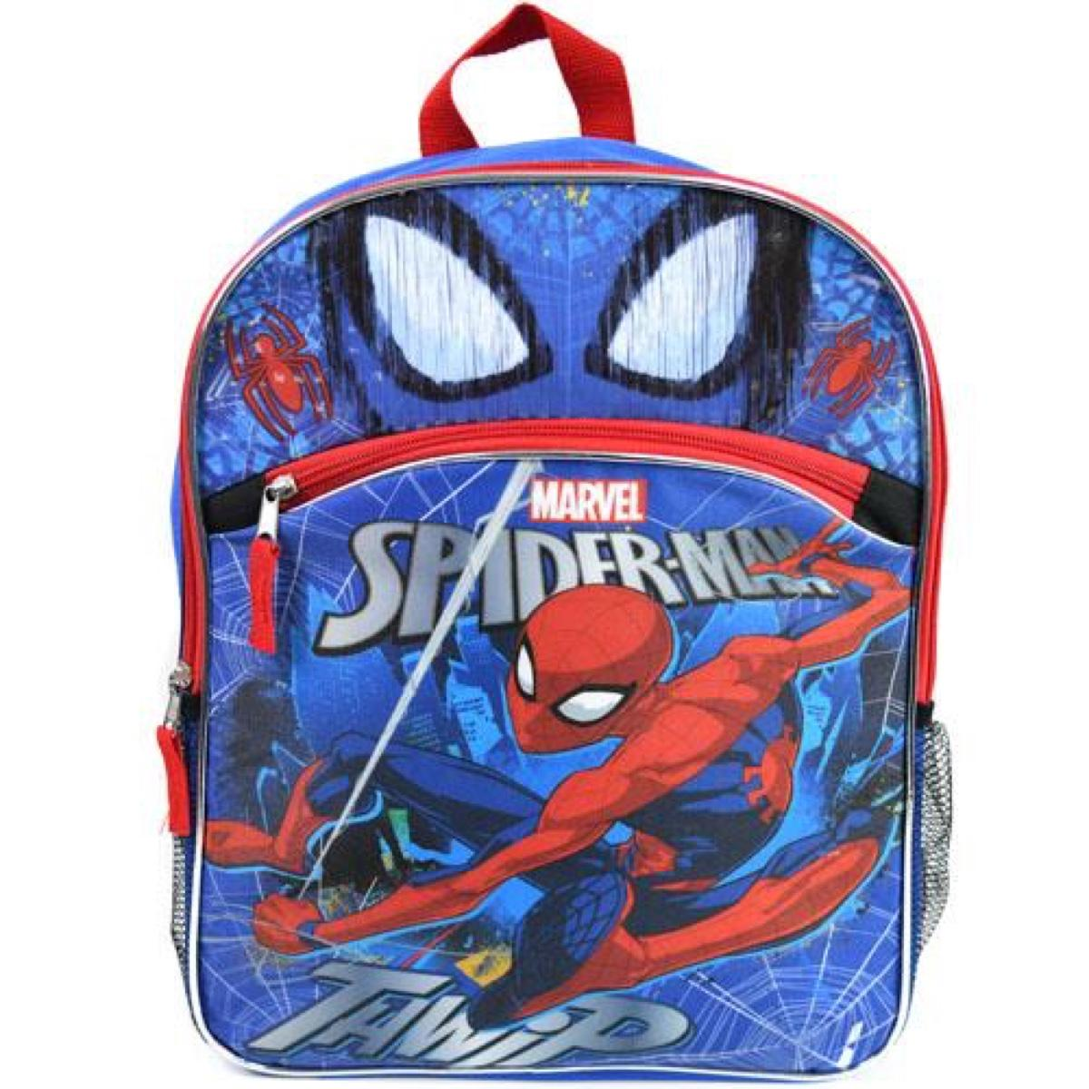 Spiderman 16 Inch Backpack