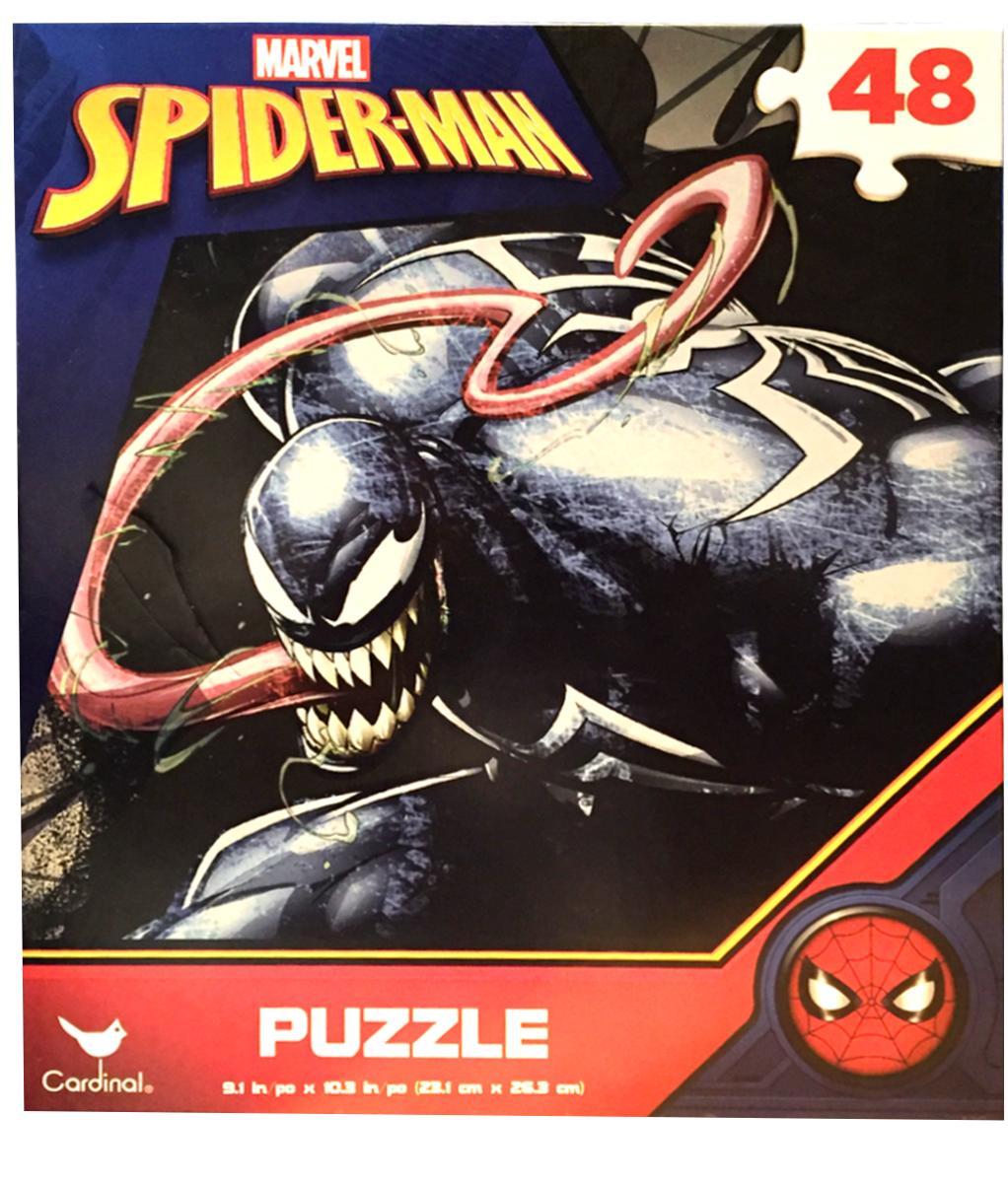 Spiderman 48 Piece Puzzle