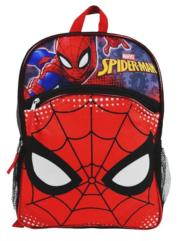 Spiderman Eyes 16 Inch Backpack