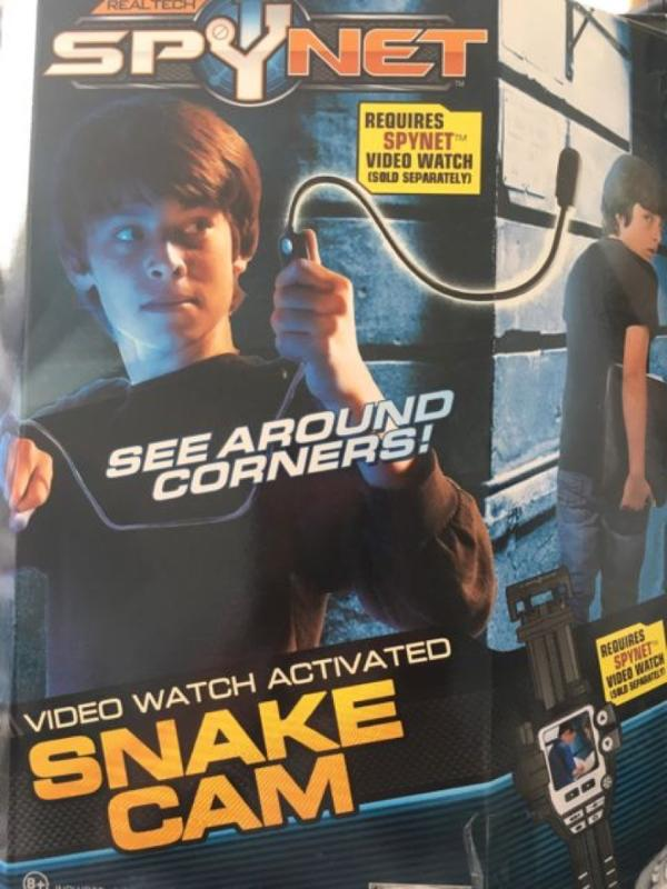 Spy Net: Flex Neck Snake Cam