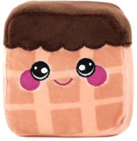 Squeezamals Desserts Graham Chocolate Waffle