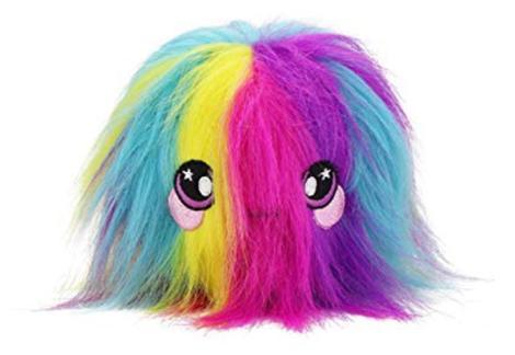 Squeezamals Fluffy Fur Ball