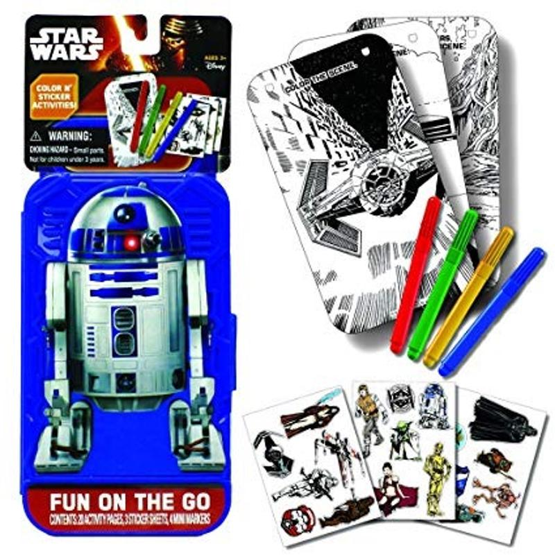 Fun On The Go - Star Wars - R2-D2
