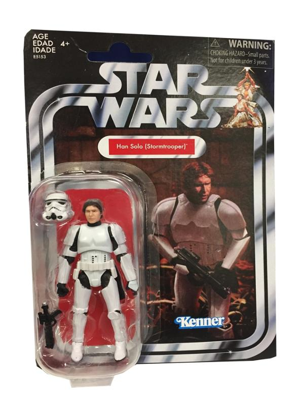 Star Wars Han Solo Stormtrooper Action Figure