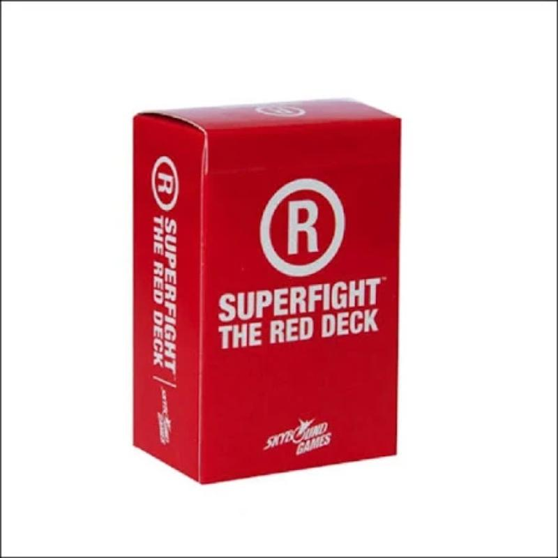 Superfight The Red Deck Expansion Pack