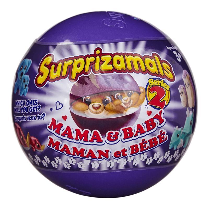 Surprizamals Mamaand  Baby Mystery Ball Series 2