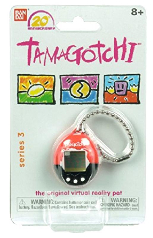 Tamagotchi - Red/Black