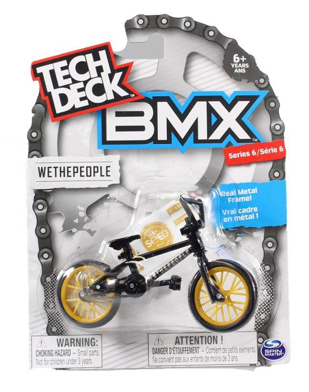 Tech Deck BMX Wethepeople Series 6 Black
