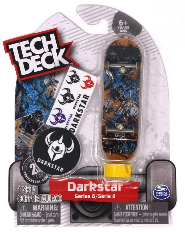 Tech Deck Dark Star Series 8 Fingerboard Skateboard Singles