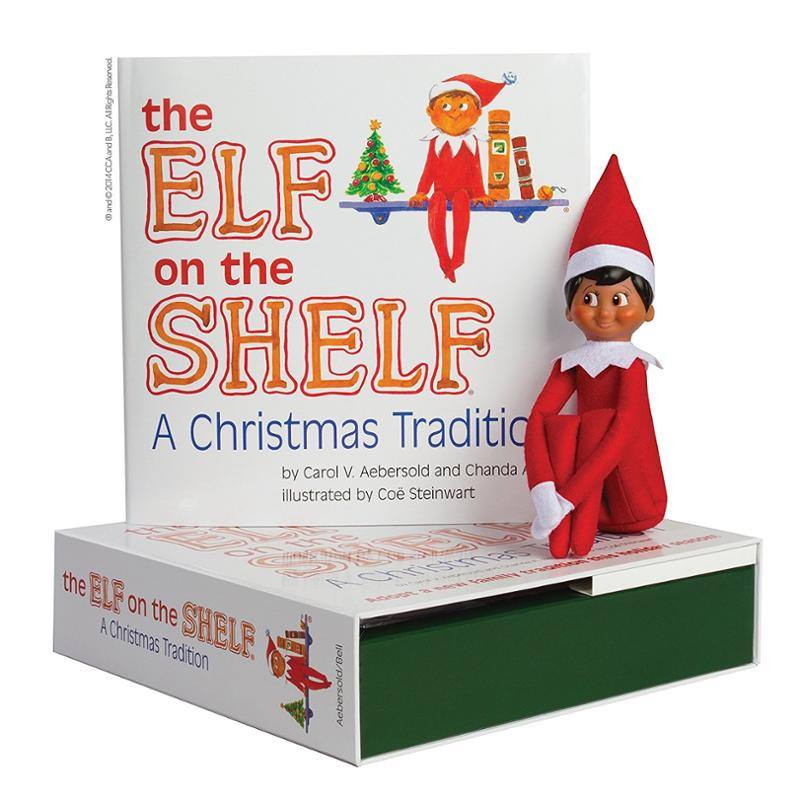 The Elf on the Shelf - Boy Dark