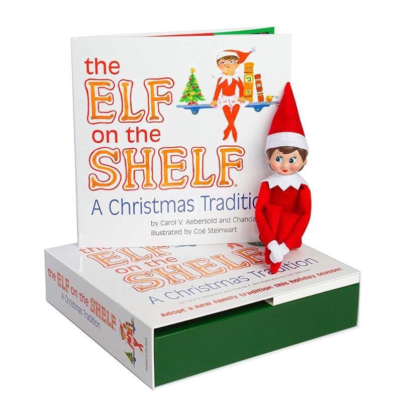 The Elf on the Shelf - Girl Light