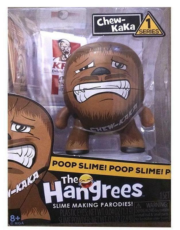 The Hangrees Slime Making Parodies - Chew-KaKa
