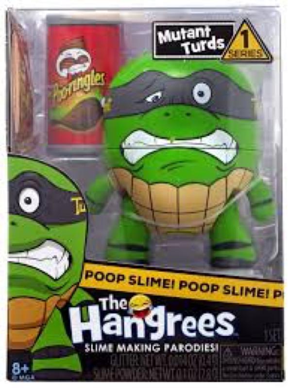 The Hangrees Slime Making Parodies - Mutant Turds