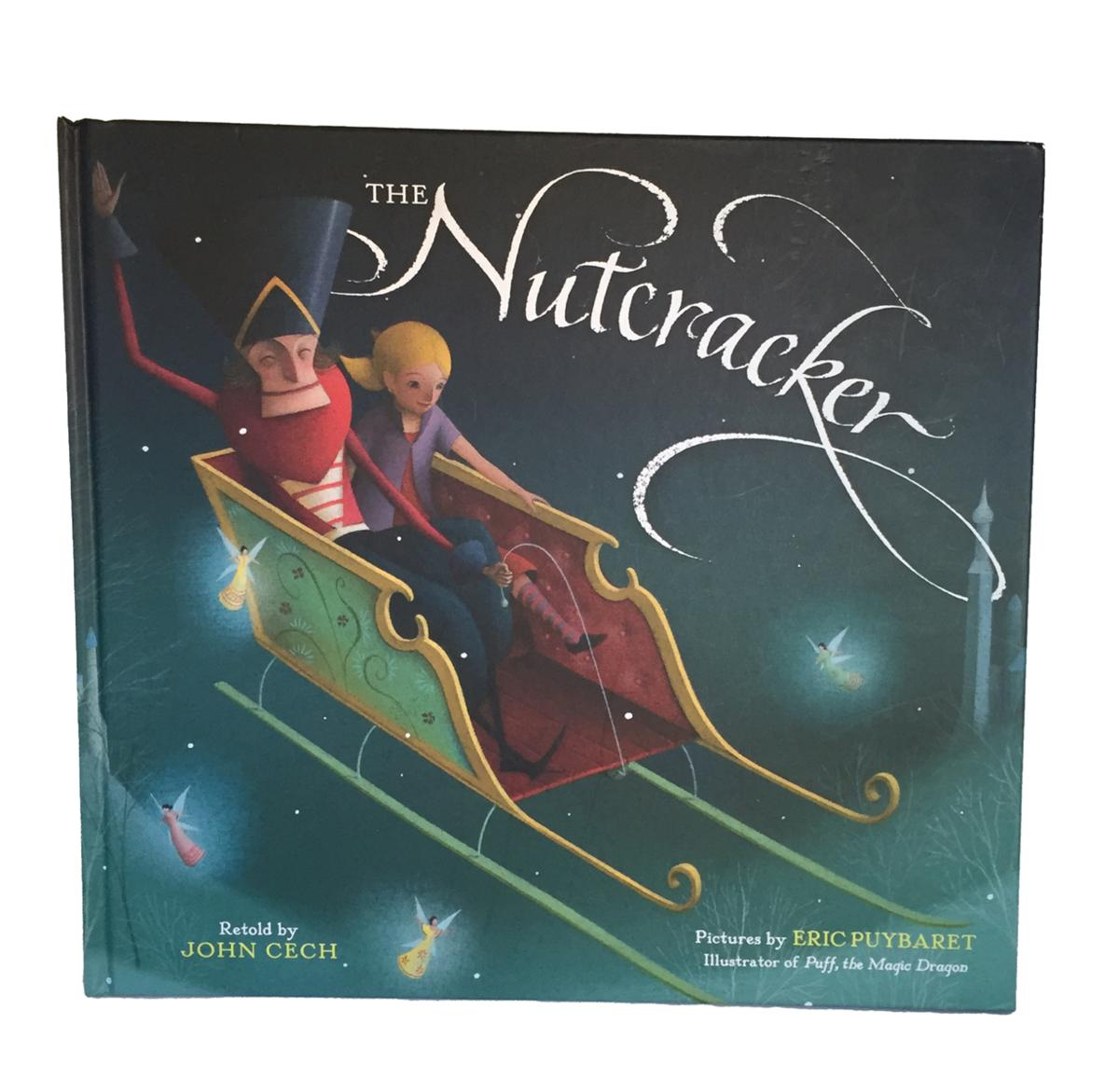 The Nutcracker Story Book