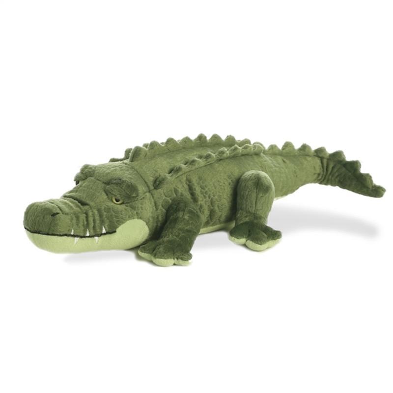 Green Alligator 16 inches