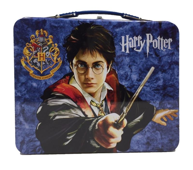 Harry Potter Tin Lunch Carry All Box