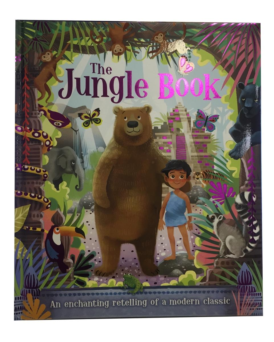 The Jungle Book Story